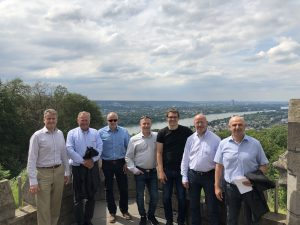 It was a pleasure for E-Bridge to host the SOA Core Team recently in our wonderful city in Bonn with its beautiful surroundings along the Rhine river.